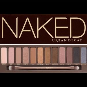 Urban Decay Naked Palette EUC